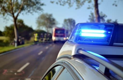 Sechs Verletzte bei schwerem Unfall