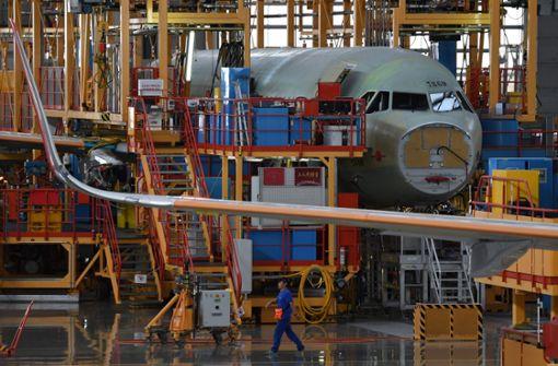 China bestellt 184 Flugzeuge