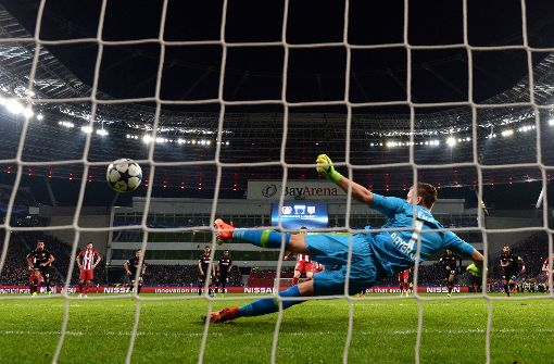 Bayer Leverkusen vor dem Achtelfinal-Aus