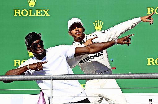 Lewis Hamilton ist fast am Ziel