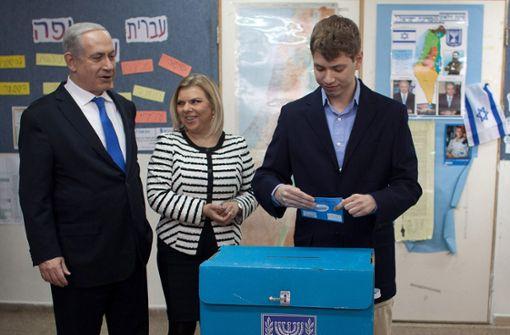 Facebook sperrt Seite des Sohns von Israels Ministerpräsident