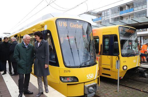 "Neue  Stadtbahn U 16 als ""Rushhour-Retter"""