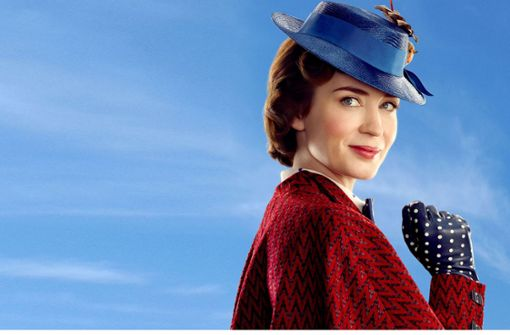 Emily Blunt spielt Mary Poppins