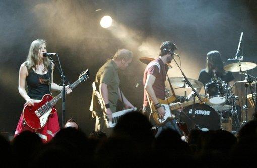 Vier Bands spielen beim SüdSide-Festival
