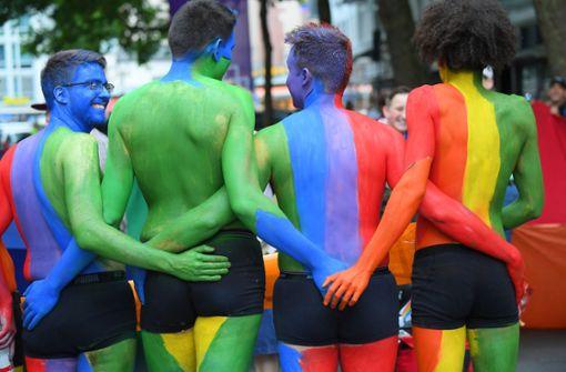 Homosexuelle netzwerken bei Daimler, Bosch und Co.