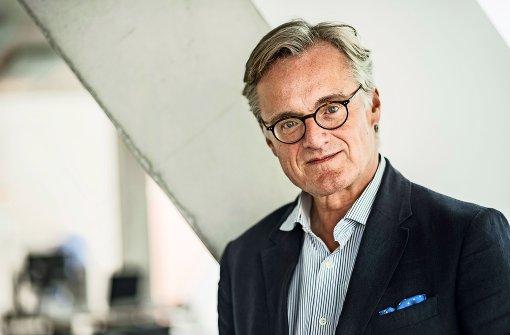 Macher hinter den Kulissen: Alexander Farenholtz, Geschäftsführer  der Kulturstiftung des Bundes in Halle Foto: Falk Wenzel / Kulturstiftung des Bundes