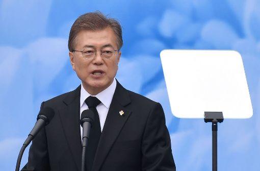Südkorea fordert Freilassungen von Nordkorea