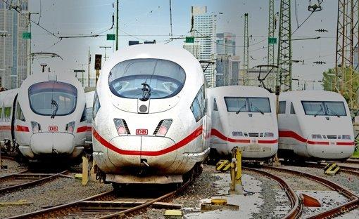 Keine Bahn-Streiks bis Januar