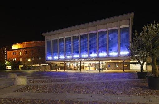 In der Liederhalle finden die Feierlichkeiten zum Jubiläum der Städtepartnerschaft mit Cardiff ihren Abschluss  – mit einem großen Weihnachtskonzert. Foto: Liederhalle