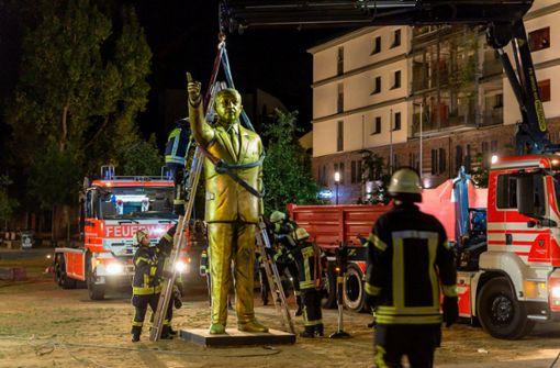 Stadt Wiesbaden beendet Kunstaktion