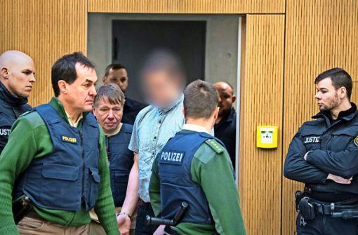 Sieben Jahre Haft für Waffenhändler