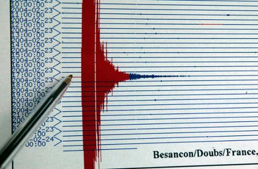 Leichtes Erdbeben im Schwarzwald