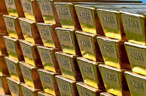 Gold gilt als sicherer Wertanlage – aber nicht, wenn man an Betrüger gerät Foto: Bundesbank