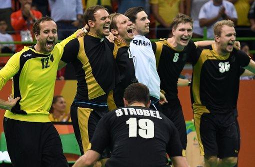 Handballer holen Bronze gegen Polen