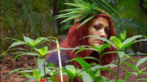 Zuletzt hatten auch die RTL-Zuschauer ein Einsehen und wählten die Dauerquatscherin Fiona Erdmann kurz vor dem Finale aus dem Dschungelcamp. Foto: RTL/Ich bin ein Star - Holt mich hier raus! im Special a href=http://www.rtl.de/cms/sendungen/ich-bin-ein-star.html target=_blankbei RTL.de/a