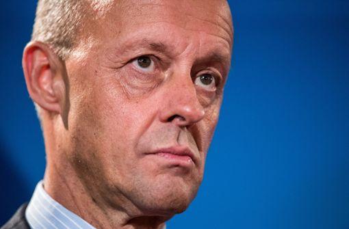 Friedrich Merz sagt AfD den Kampf an