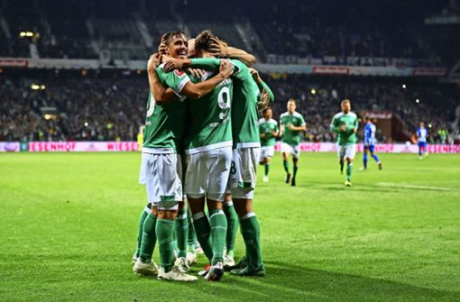 Warum Werder Bremen vom Europokal träumt