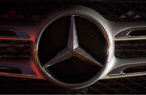Teure Mercedes gestohlen