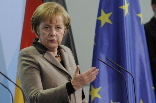 Merkel spricht sich für Kauf aus