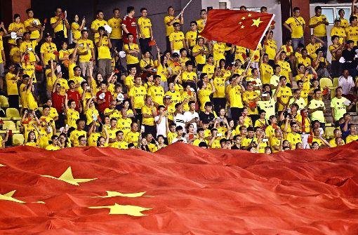 China soll zukünftig in der Regionalliga mitspielen