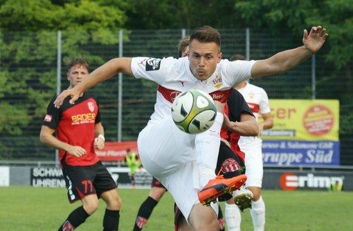 VfB II holt 2:2 gegen 1. FC Heidenheim