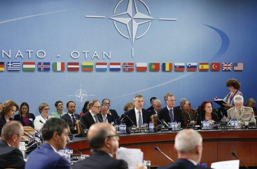 Nato verstärkt Präsenz im Osten