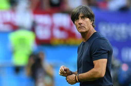 Joachim Löw wird die WM gemeinsam mit seinen internationalen Trainerkollegen bei einer Konferenz in London analysieren. Foto: dpa