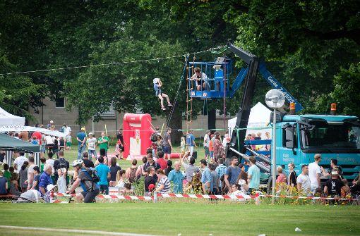 Eltern und Veranstalter zoffen sich wegen Seilbahn