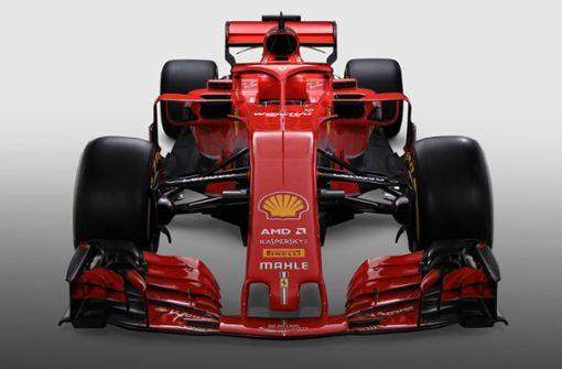 Das ist der neue Formel-1-Flitzer von Ferrari