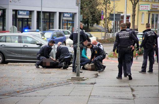 Verdächtiger nach Messerattacke in U-Haft