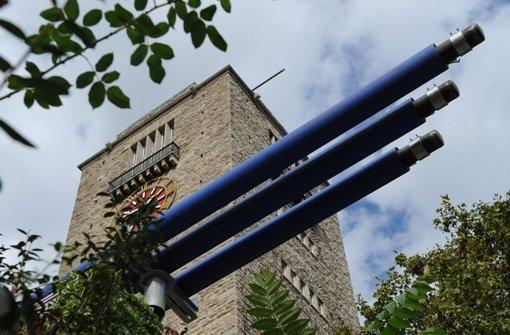Die öffentliche Erörterung zur erweiterten Grundwasserentnahme beim Bahnprojekt Stuttgart 21 ist vom 15. bis 17. Juli im Apollo-Theater in Möhringen. Hier einige... Foto: dpa