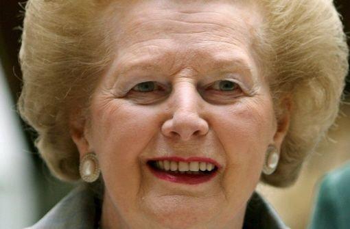 Die Eiserne Lady wird 85 Jahre alt
