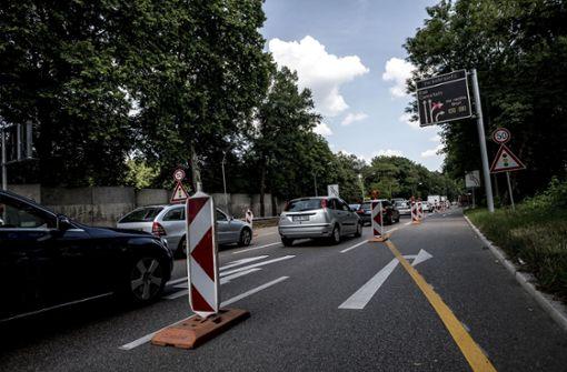 Stadt will keine reine Busspur