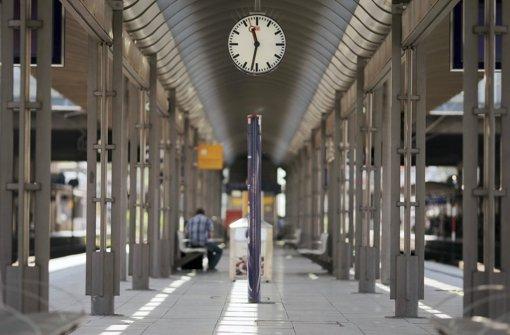 Manager der Deutschen Bahn muss gehen
