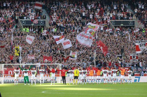VfB muss wegen Fan-Spuckattacke Geldstrafe zahlen