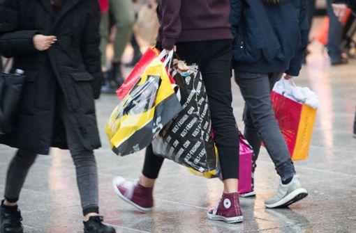 In diesen Städten haben die Bewohner das meiste Geld fürs Shoppen
