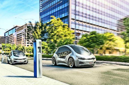 Bosch gibt kleinen E-Autos  große Chancen