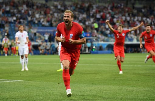 Harry Kane führt England zum Sieg gegen Tunesien