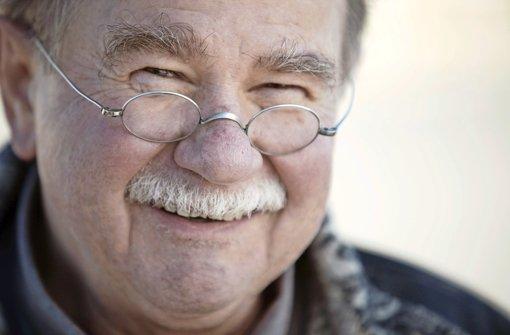 Wache Augen und ein Lächeln – das ist  Ernst Konarek Foto: PR