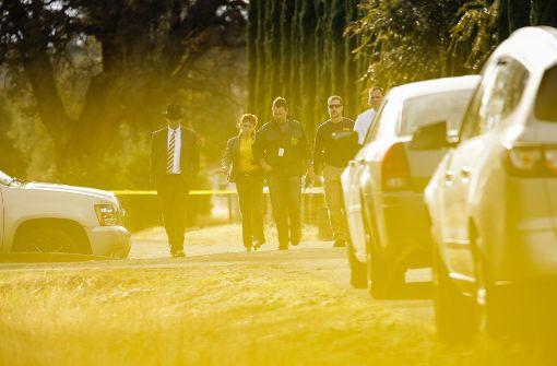 Ein Schütze hat in Kalifornien vier Menschen getötet. Foto: AFP