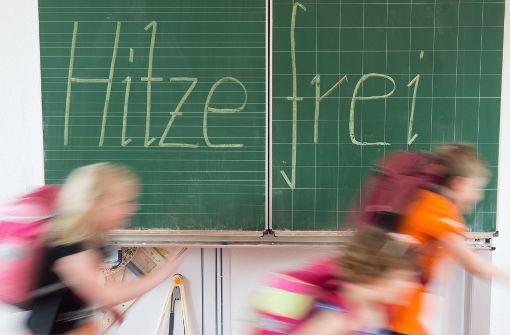 Hitzefrei oder nicht – Diese Rechte haben Schüler und Arbeitnehmer