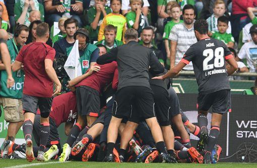 Werder verspielt ersten Heimsieg