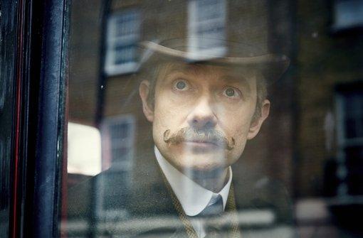 Martin Freeman alias Dr. Watson ermittelt in London im Jahr 1895. Foto: ARD Degeto/Programmplanung und Presse