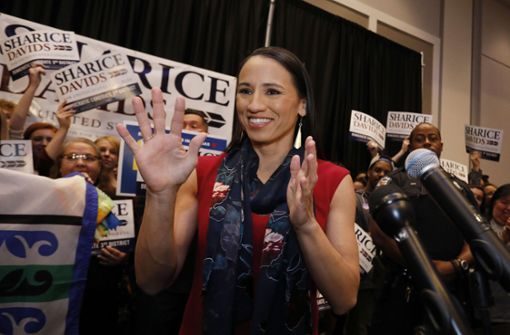 Amerikanische Ureinwohnerinnen ziehen erstmals in US-Kongress ein