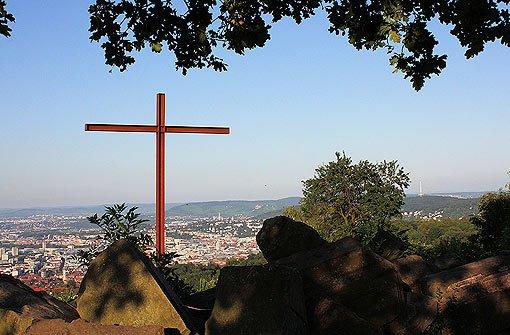 Ebenfalls gut für romantische Aussichten: der Birkenkopf auf Platz 3. Foto: Leserfotograf tscpet
