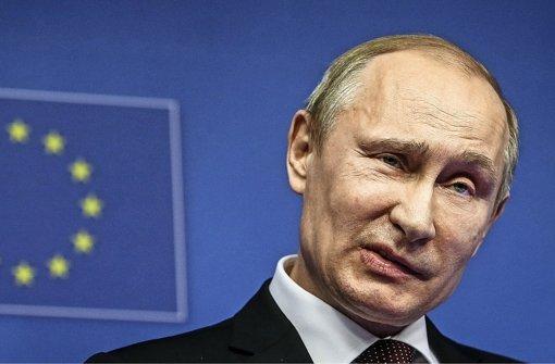 Putin erhält Post von Grass