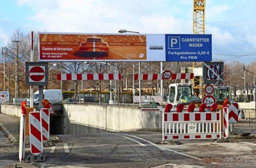 Freie Fahrt auf neuer Benzstraße