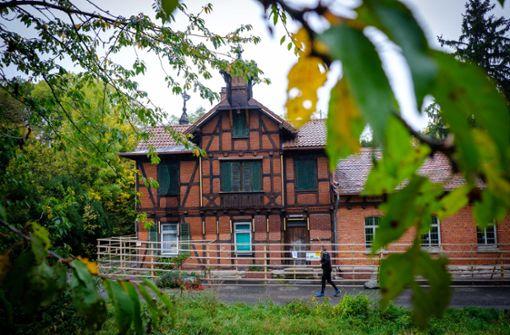 Das Garnisonsschützenhaus Foto: Lichtgut/Achim Zweygarth
