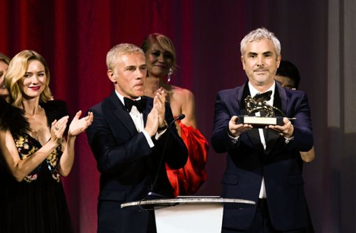 """Netflix-Film """"Roma"""" gewinnt Goldenen Löwen"""