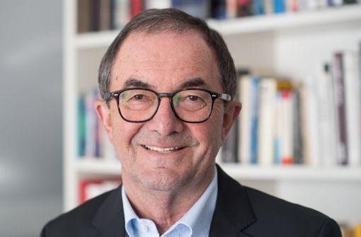 Erwin Staudt wird 70